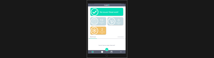 Food Safety Workplace Tablet App